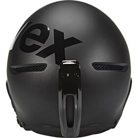 UVEX Jakk+ Octo+ Helmet black mat-shiny